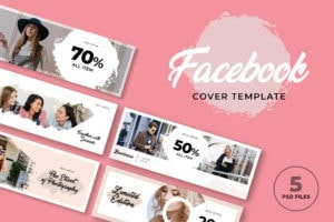 Facebook Cover - Fashion Business