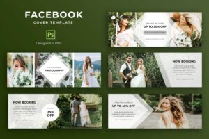 Facebook Cover - Wedding Photography