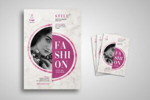 Flyer - Fashion Show Season