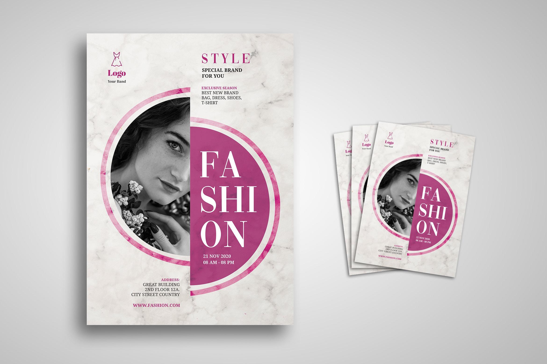 Flyer - Fashion Show Season
