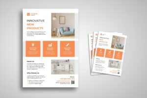 Flyer - Interior Product Solution