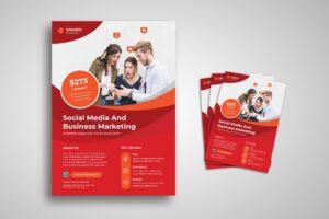 Flyer Template - Social Media Expert