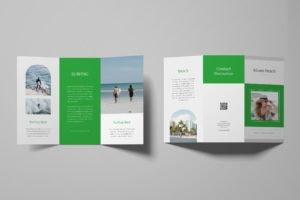 Trifold Brochure - Holiday Services