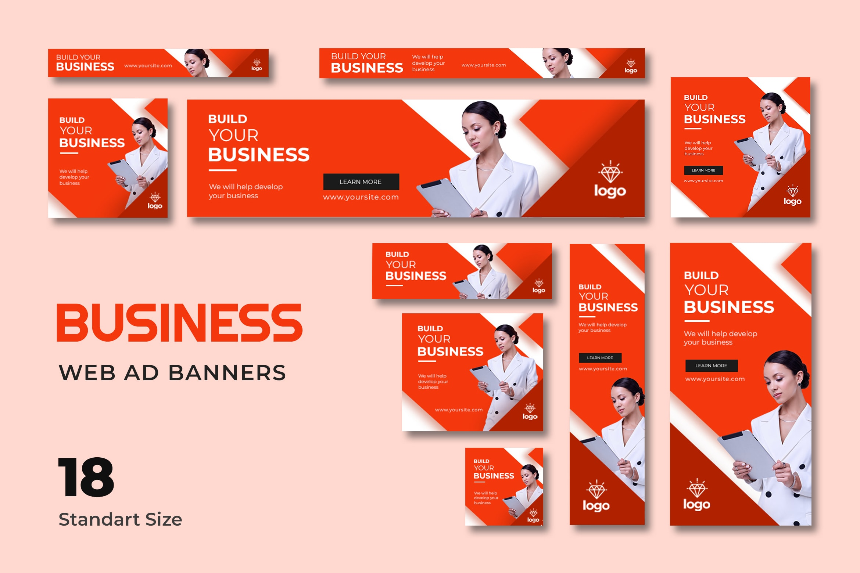 Web Banner - Business Development Service