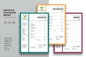 Invoice - Creative Business