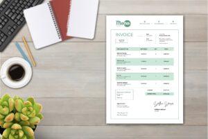 Invoice - Digital Company