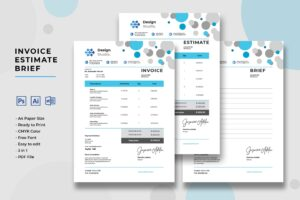 Invoice - Graphic Design Services