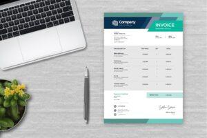 Invoice - Motion Graphics