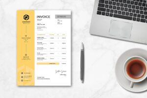 Invoice - Web Designer