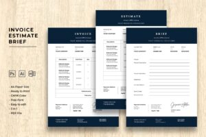 Invoice - Wedding Organizer