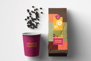Packaging Template - Premium Coffee
