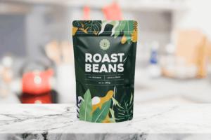 Packaging Template - Roast Beans
