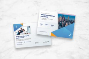 Postcard - Creative Business Solution