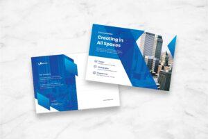 Postcard - Digital Design Services