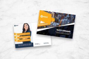 Postcard - Dream Residence