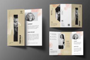 Trifold Brochure - Casual Fashion