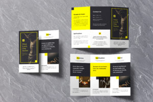 Trifold Brochure - Spritualism Services