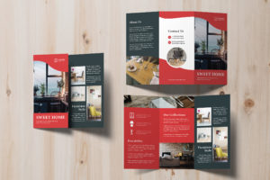 Trifold Brochure - Sweet Home Services