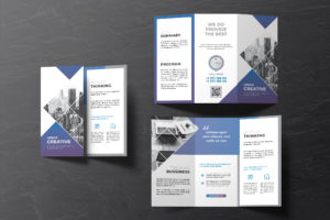 Trifold Brochure - Urban Creative Services