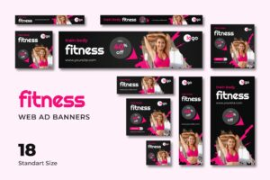 Web Banner - Body Fitness Center