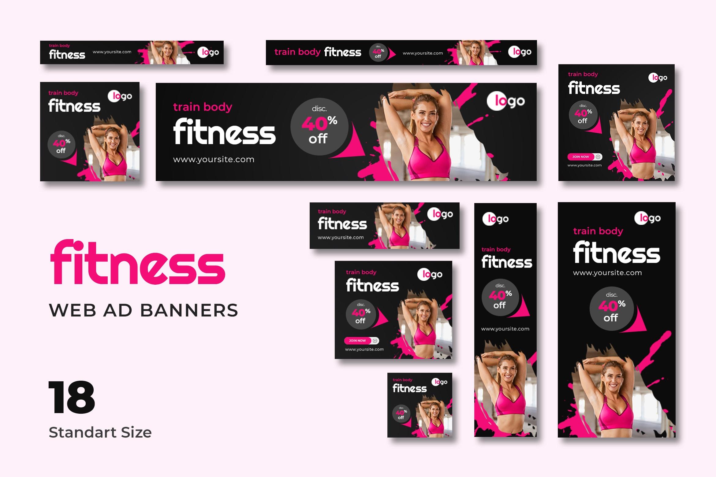 Web Banner - Body Fitness Center