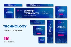 Web Banner - Network Technology