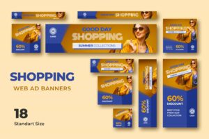 Web Banner - Summer Fashion Discount