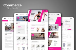 Web Commerce - Fitness Training Trends