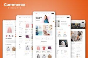 Web Commerce - Girls Apparel