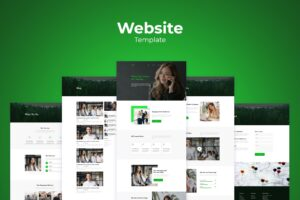 Website Template - Smart Business Solution