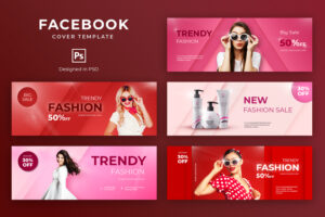 Facebook Cover - Big Sale Fashion