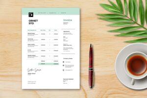Invoice - Digital Creative