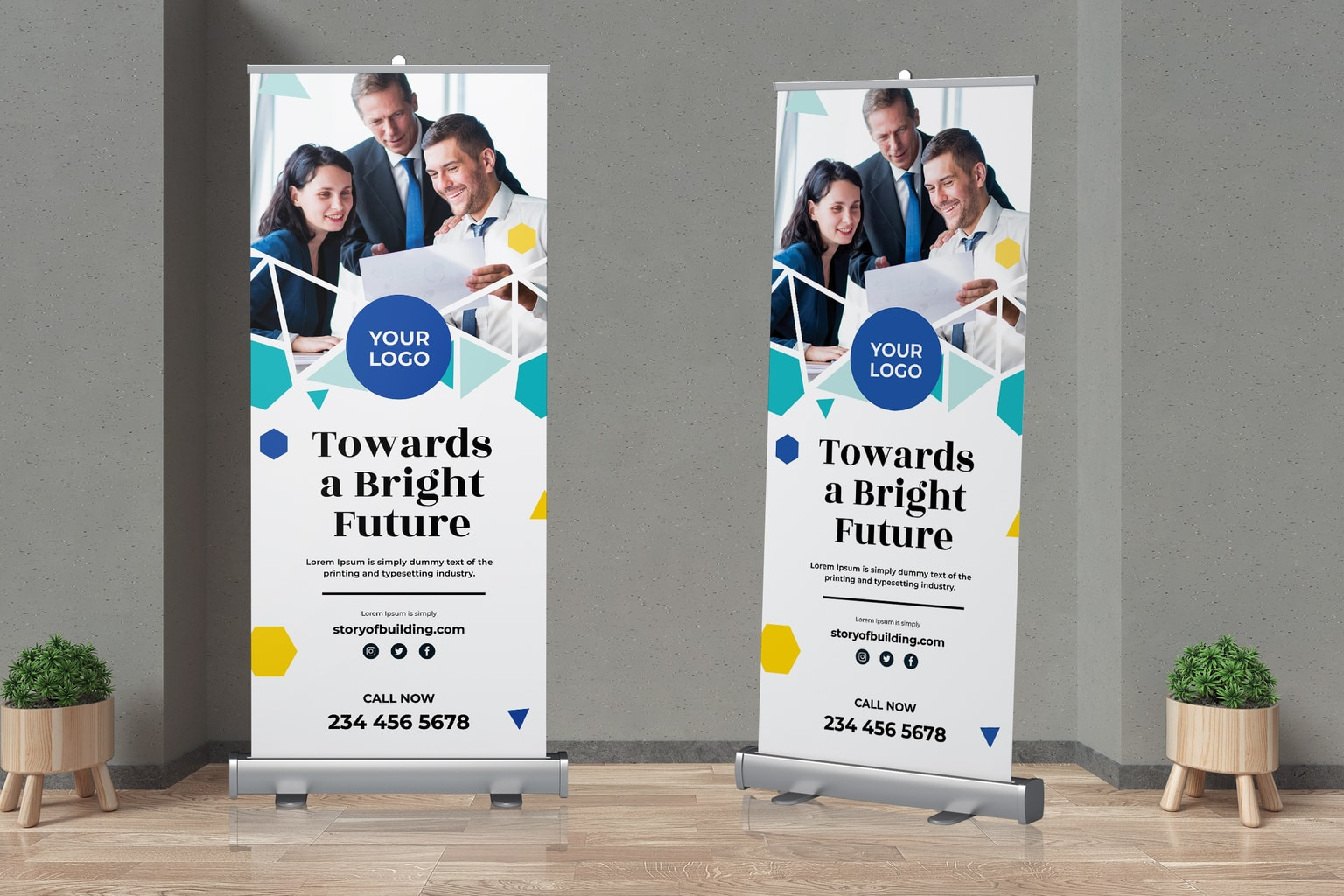 roll up banner professional constructor