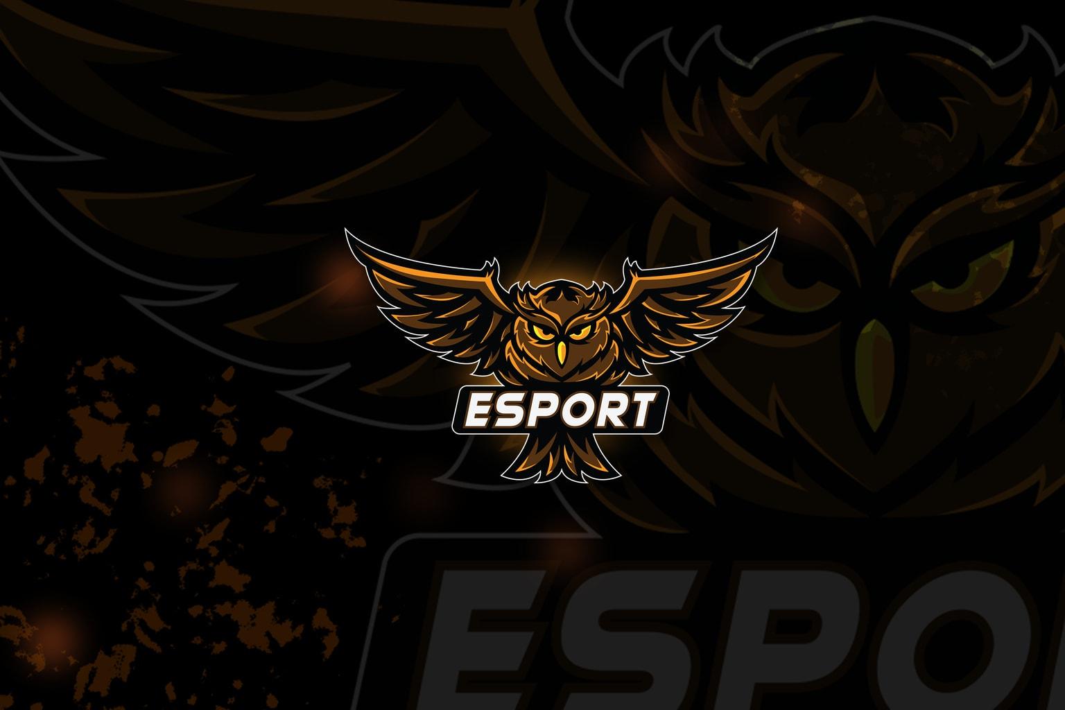 esport logo – eagle scouts 1
