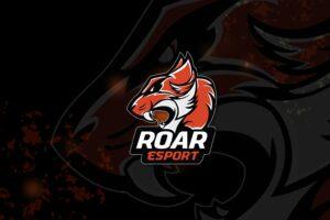 esport logo – tiger roar