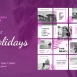 instagram puzzle – great holidays