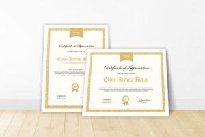 certificate company understanding