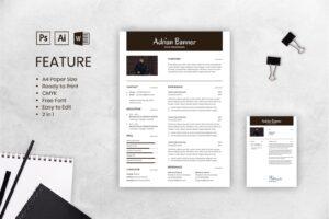cv resume digital artist