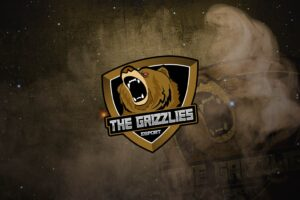 esport logo the grizzlies