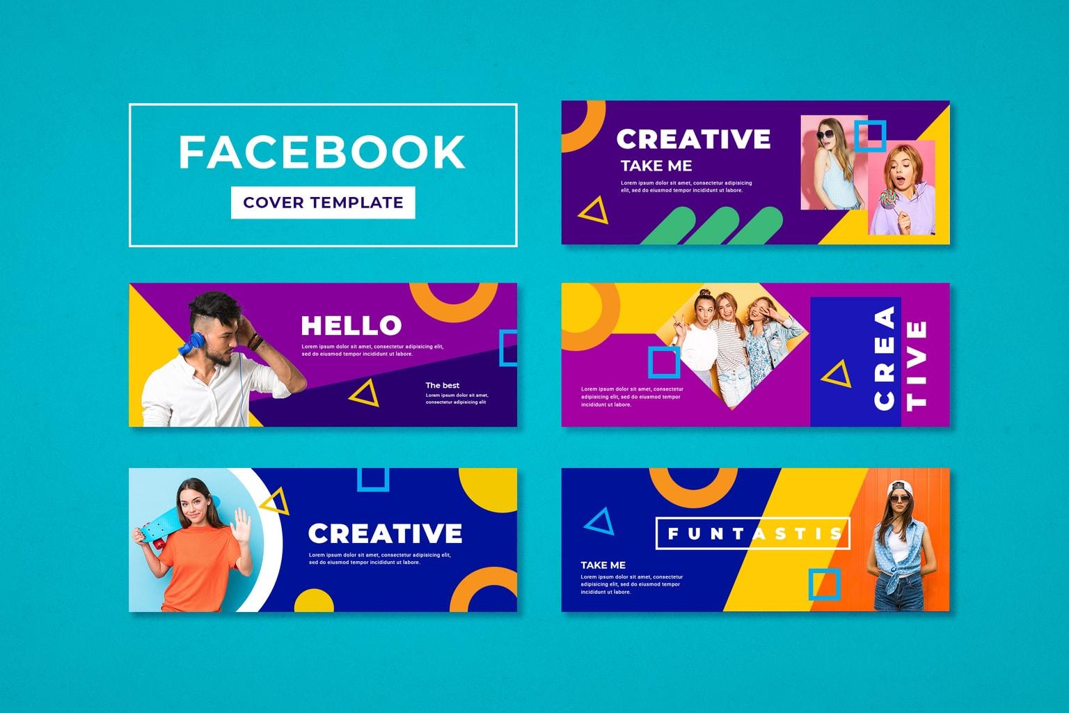 facebook cover creative agency