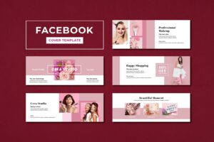 facebook cover professional makeup services