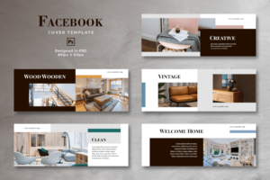 facebook cover vintage home decoration