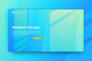 abstract background modern geometric gradients 3