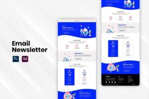 digital online agency email newsletter