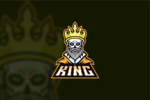 esport logo the oldest king
