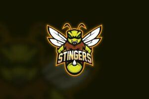 esport logo the stinger