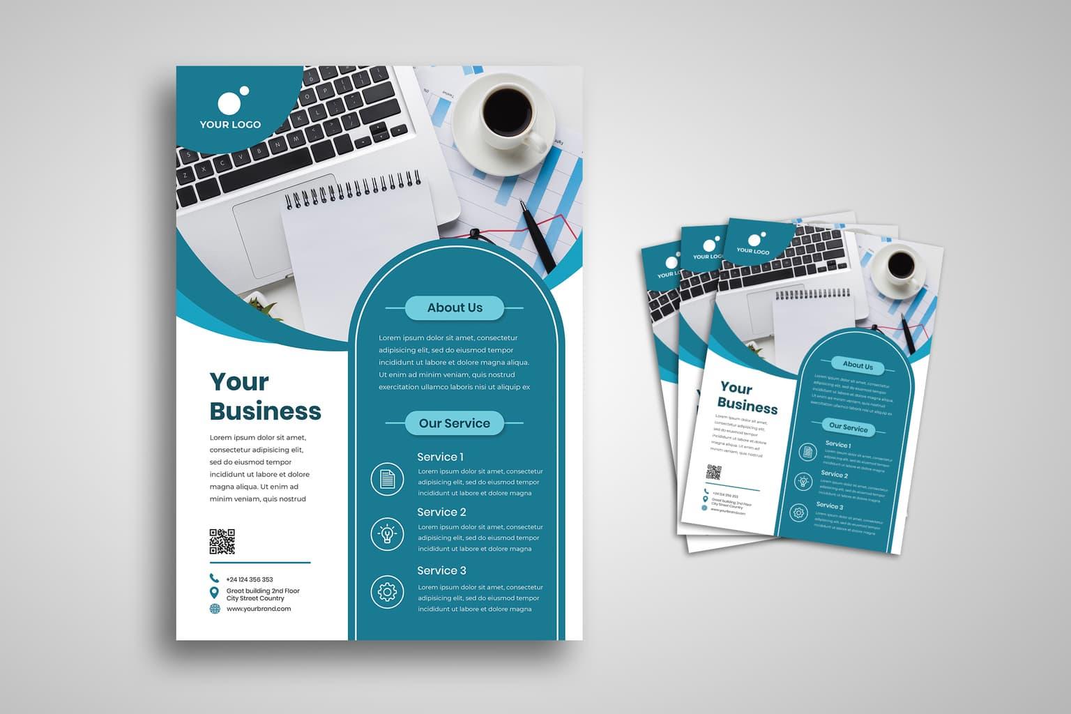 flyer digital business services