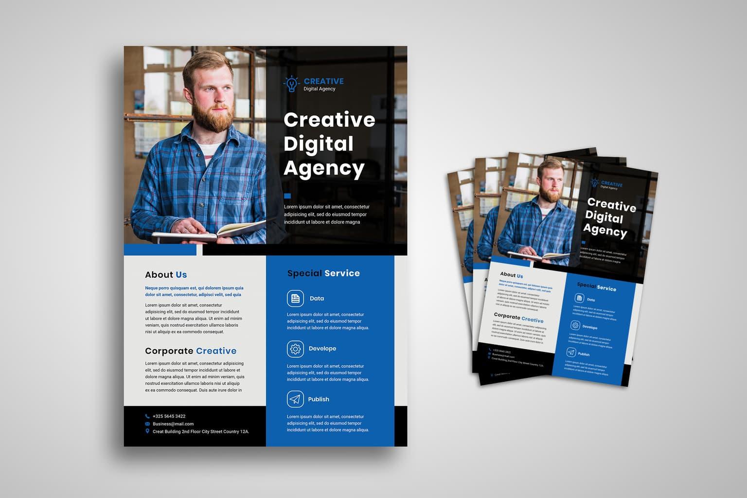 flyer digital development agency