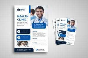 flyer healthy clinic 1