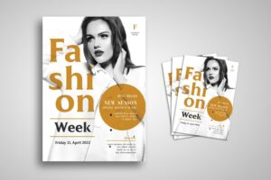 flyer special fashion week 3